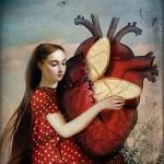 anima psiche cuore farfalla